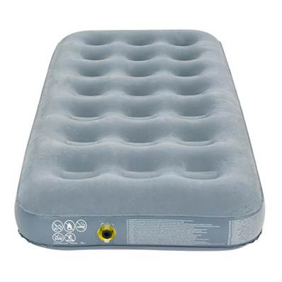 MATELAS D'APPOINT QUICKBED SIMPLE BLEU GRIS