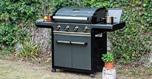 Barbecues Gaz Master 4