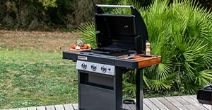 Barbecues Gaz 3 Séries