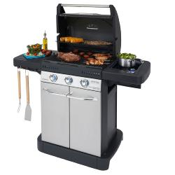 BARBECUE GAZ MASTER 3 SERIES Classic EXS