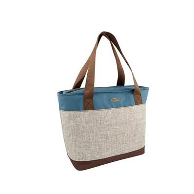 GLACIERE SOUPLE SAC NATURAL COOLBAG 16L